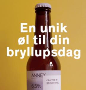 unik øl til parret